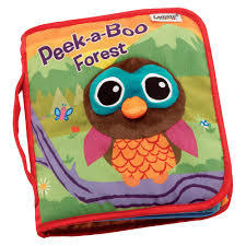 Peek-a-Boo Forest (Cloth Book)