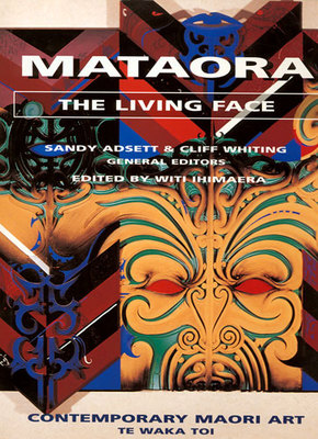 Mataora: The Living Face (stickered stock)
