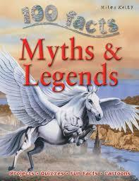Myth & Legends (100 Facts)