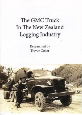 GMC Truck in the NZ logging Industry