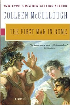 First Man in Rome (Masters of Rome Series: Book 1)
