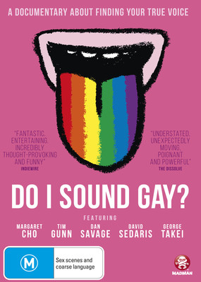 Do I Sound Gay? Dvd