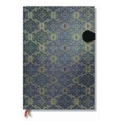 Paperblanks French Ornate, Bleu, Grande, Lined