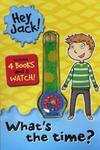 Hey Jack! What's the Time? (4 Books & Watch)