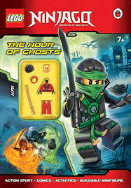 Hour of Ghosts: Activity Book with Minifigure (LEGO Ninjago)