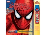 Marvel Spiderman: A Flashlight Adventure Sound Book