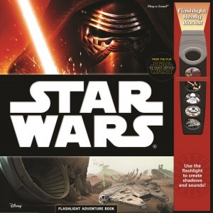 Star Wars The Force Awakens Flashlight Book