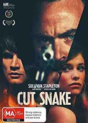 Cut Snake Dvd