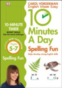 Spelling Fun (10 Minutes a Day)