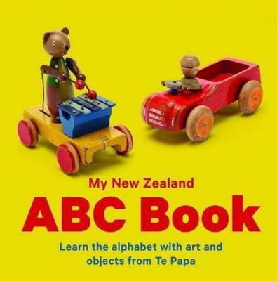 My New Zealand ABC (Board Book)