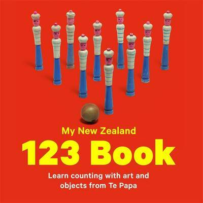 My New Zealand 123 (Board Book)