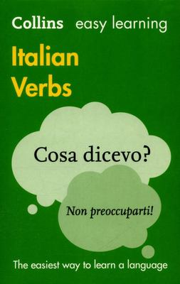 Collins Easy Learning Italian Verbs 3e