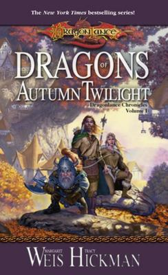 Dragons of Autumn Twilight (#1)