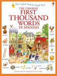 The Usborne First 1000 Words in Spanish