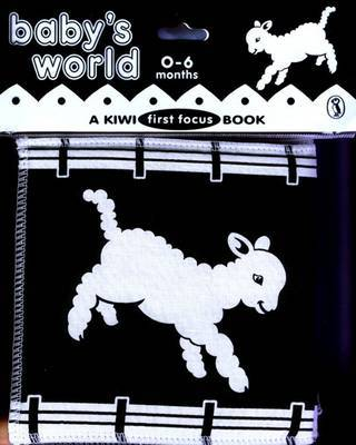 Baby's World (A Kiwi First Focus Cloth Book)