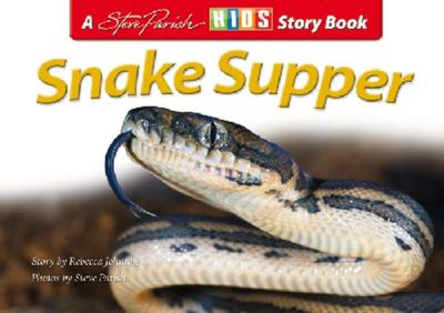 Snake Supper - Story Book