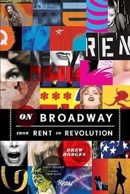 On Broadway: From Rent to Revolution the Posters and Art of Spotco