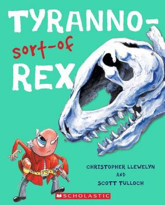 Tyranno-Sort-of Rex