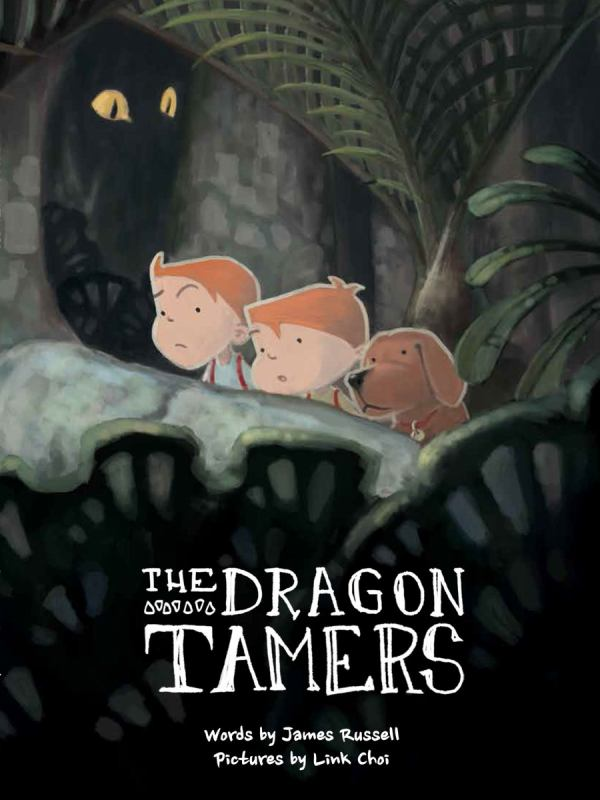 The Dragon Tamers (Dragon Brothers #2 PB)