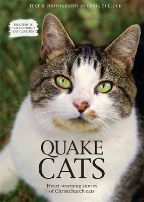 Quake Cats: Heartwarming Stories of Christchurch Cats