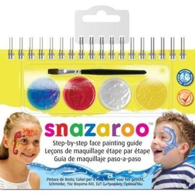Snazaroo Face Paint Set - Yellow