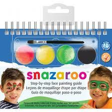 Snazaroo Face Paint Set - Blue