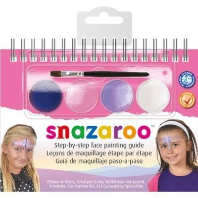 Snazaroo Face Paint Set - Pink