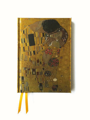 Klimt Kiss Notebook