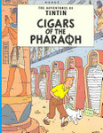 The Adventures of Tintin Cigars of the Pharoah