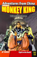 Monkey King - The Fight to the Death Vol 11