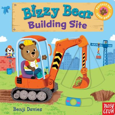 Bizzy Bear: Building Site