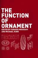The Function of Ornament (Second Printing)