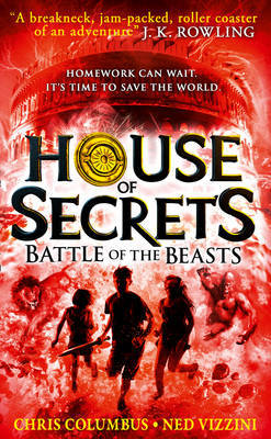 Battle of the Beasts (House of Secrets #2)