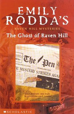 The Ghost of Raven Hill (Raven Hill Mysteries #1)