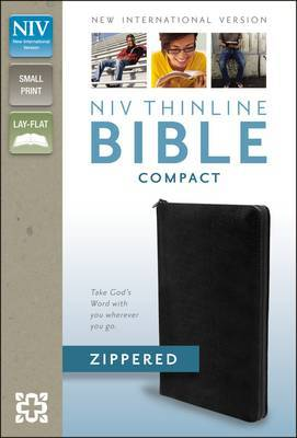 NIV Thinline Compact Zippered Collection Bible
