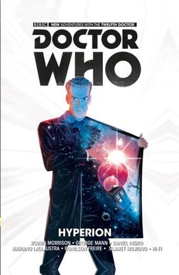 Hyperion (Doctor Who: The Twelfth Doctor #3 HB)
