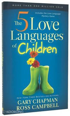 The 5 Five Love Languages of Children