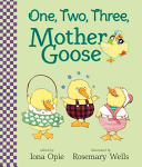 One, Two, Three, Mother Goose (Board)