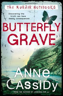 Butterfly Grave (The Murder Notebooks #3)