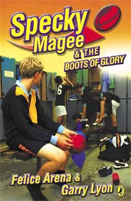 Specky Magee and the Boots of Glory (#4)