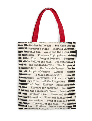 Tote Bag- Banned Books