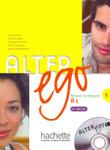 Alter Ego 1 / A1 Livre de l'élève + audio CD A1