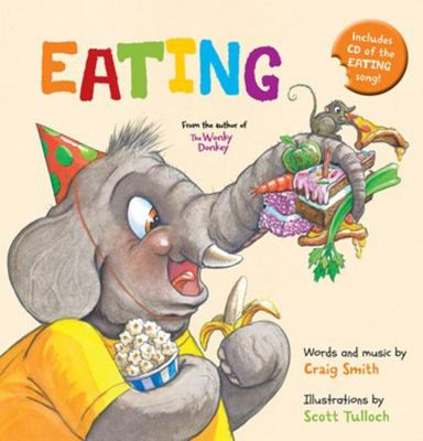 Eating (Book & CD)