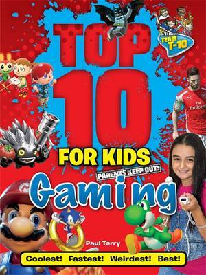 Gaming (Top 10 for Kids)