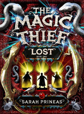 Magic Thief - Lost