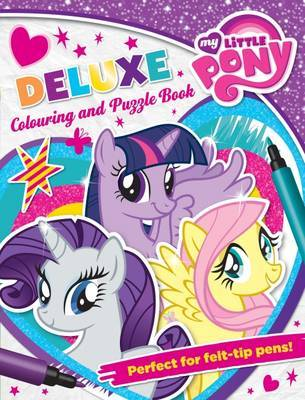 My Little Pony Deluxe Colouring Mk4
