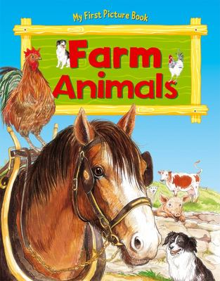 My First Picture Book - Farm Animals