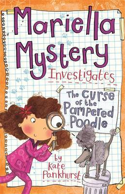 The Curse of the Pampered Poodle (Mariella Mystery Investigates #4)