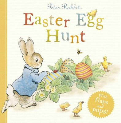 A Pop-Up Easter Egg Hunt (Peter Rabbit)