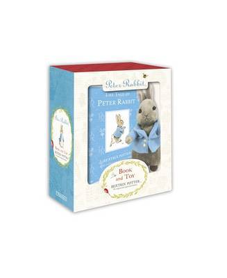 Peter Rabbit Book & Toy